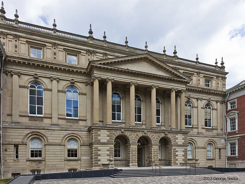 Osgoode Hall, 2012 by George Socka, Toronto