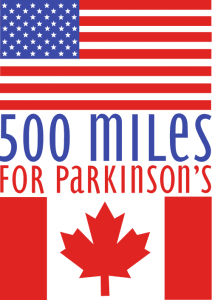 500 Miles for Parkinson's - Harry McMurtry