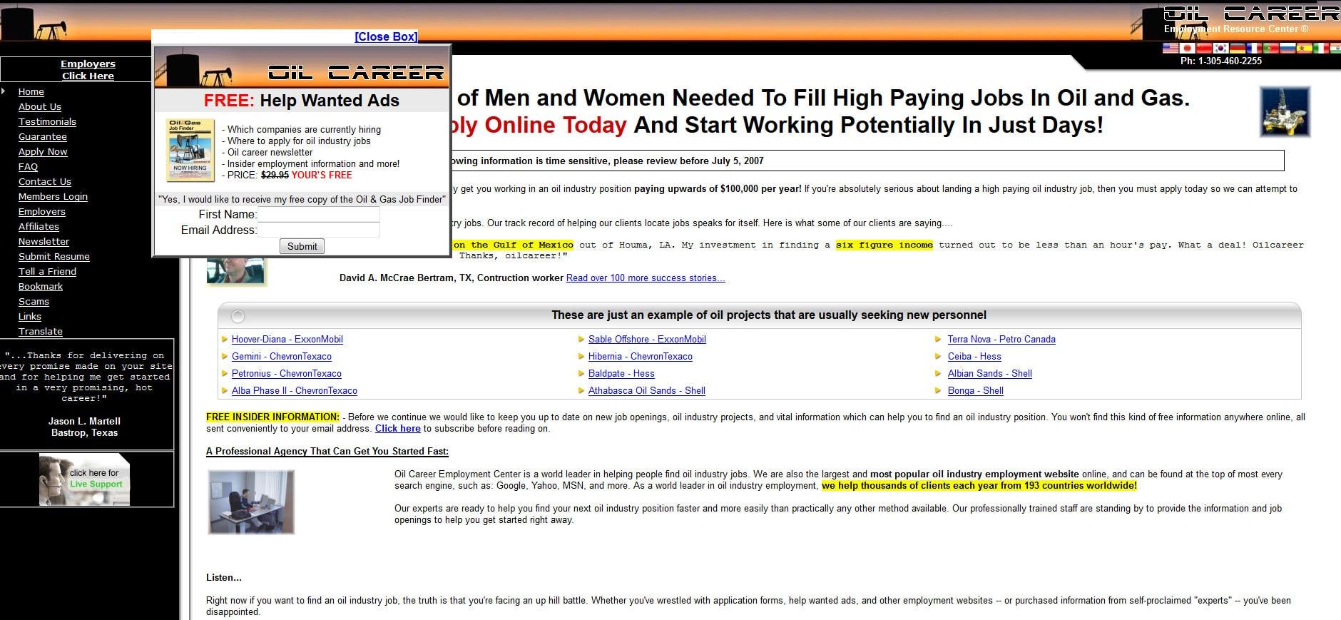 Online Job Scammer in the Slammer | The Litigator - Affleck Greene